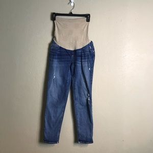 Jessica Simpson small maternity jeans ff18